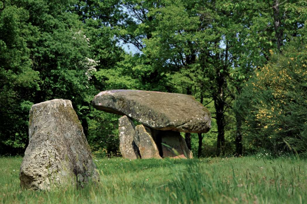 Le dolmen de Chez Moutaud