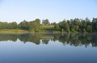L'étang de la Pouge